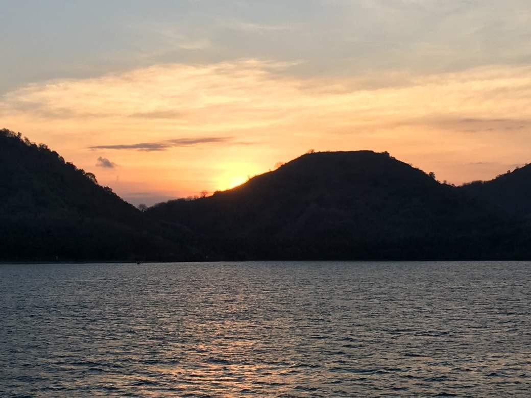 Port de Lembar Sunset (2)