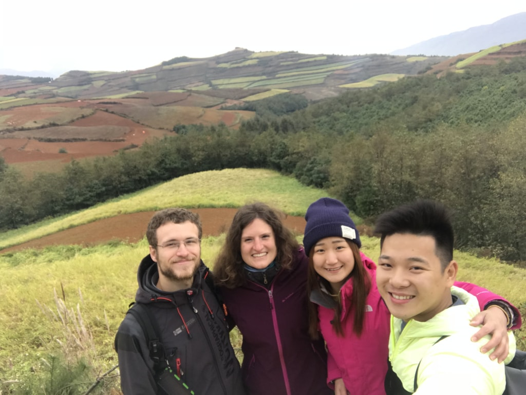 Red lands Dongchuan (13)