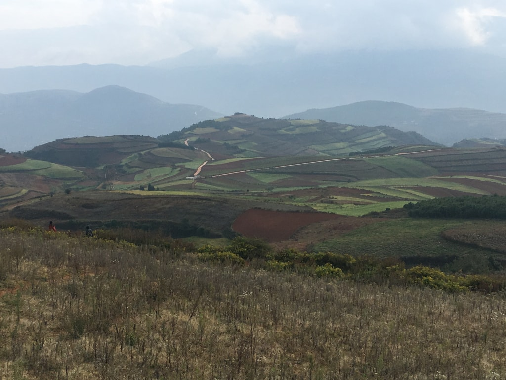 Red lands Dongchuan (2)