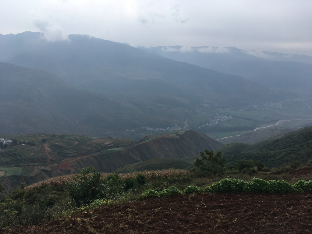 Red lands Dongchuan (9)