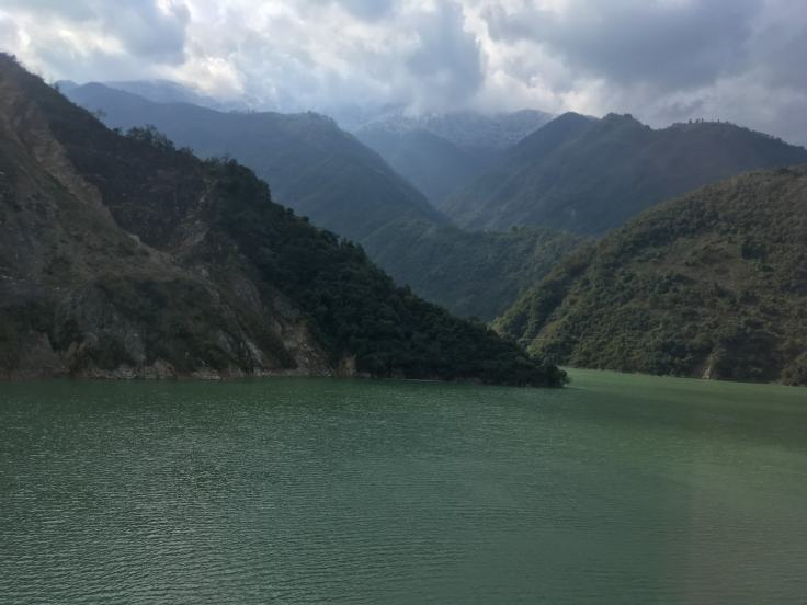 Road from Tagong to Chengdu (2)