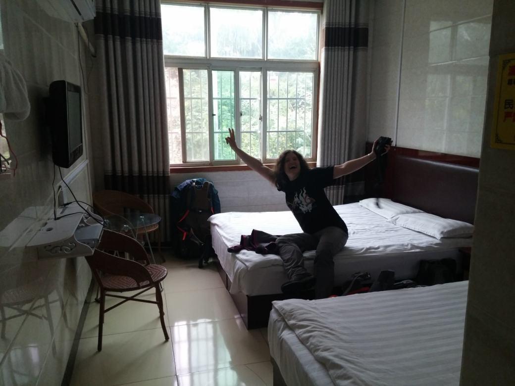 Shaolin temple Hotel