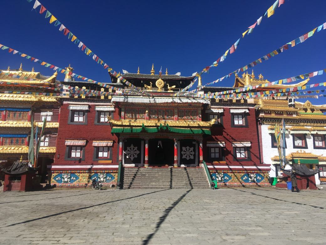 Tagong Temple (1)