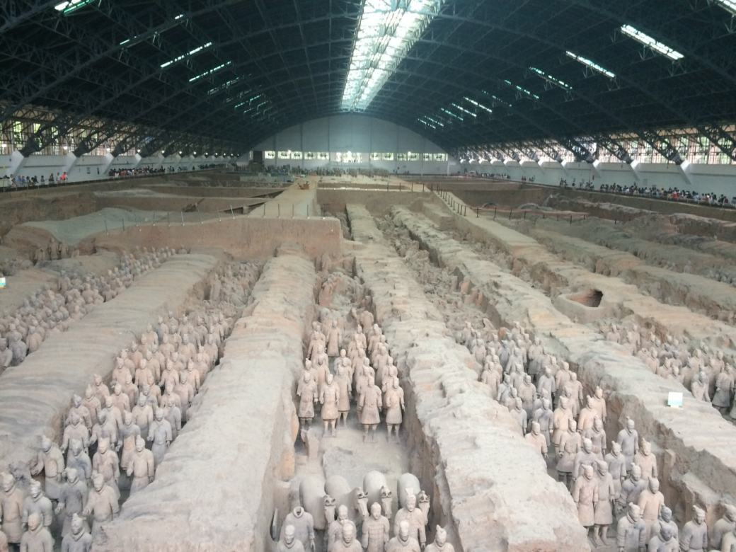 Terracotta army Museum (4)