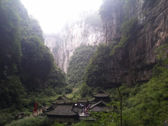 Wulong karst Chngqing (3)