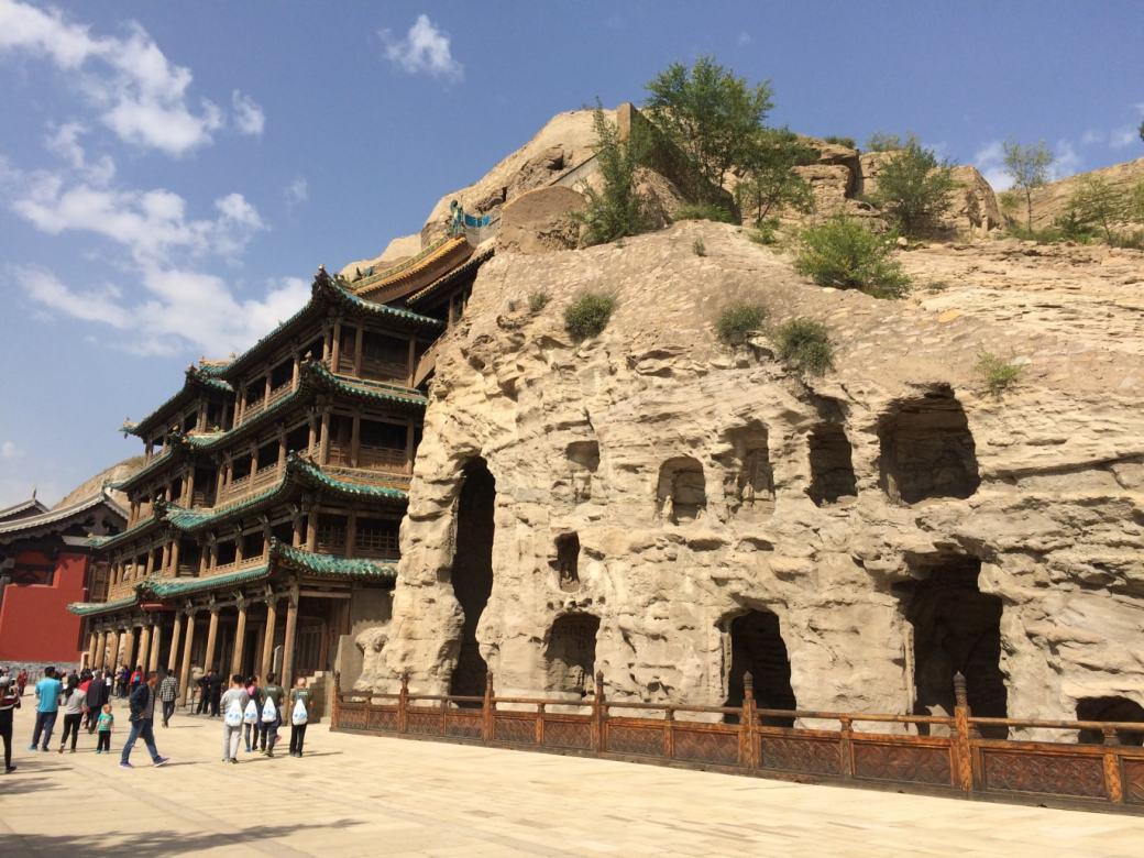 Yungang Grottoes (2)-min