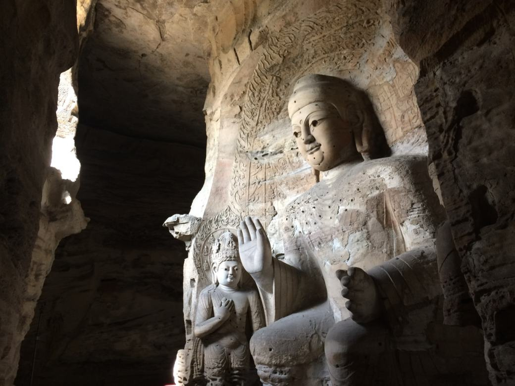 Yungang Grottoes (4)-min
