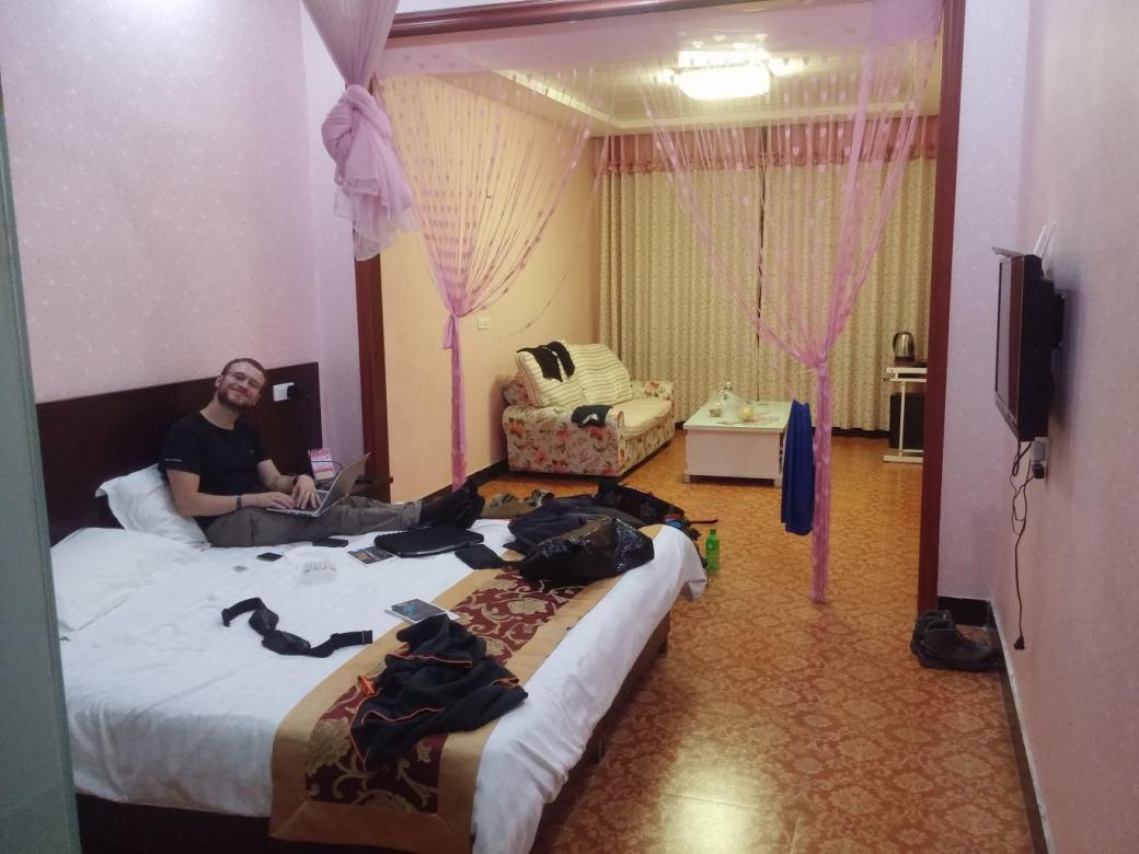Yuntaishan hotel