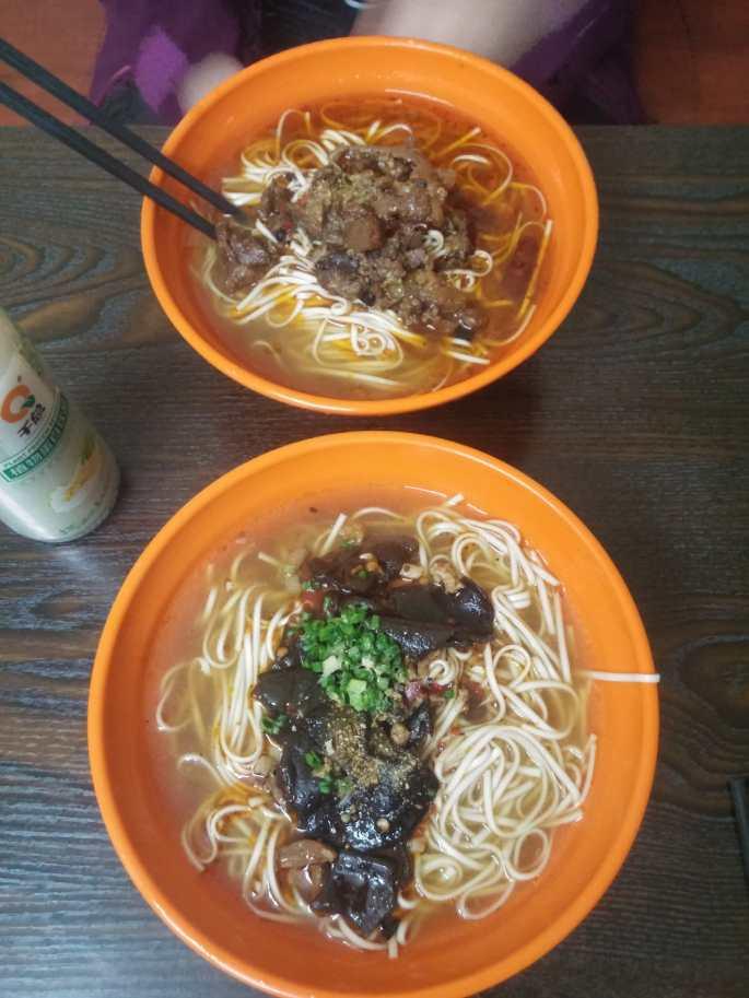 Zhangjiajie Food (1)