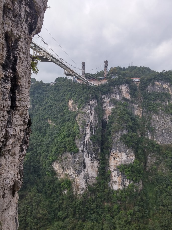 Zhangjiajie national Park (1)
