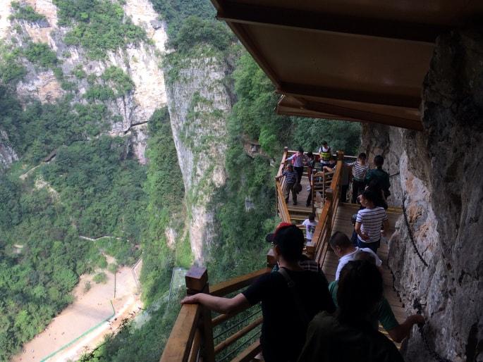 Zhangjiajie national Park (11)