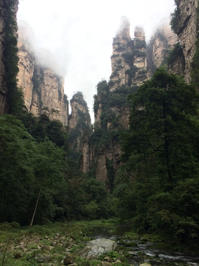 Zhangjiajie national Park (14)