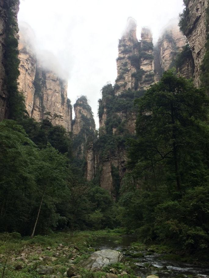 Zhangjiajie national Park (14)