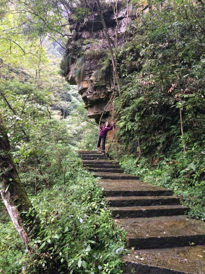 Zhangjiajie national Park (16)