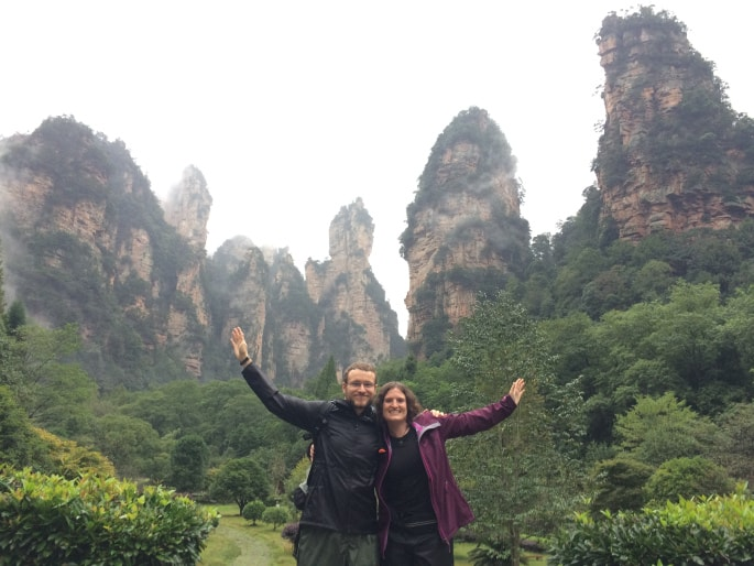 Zhangjiajie national Park (18)