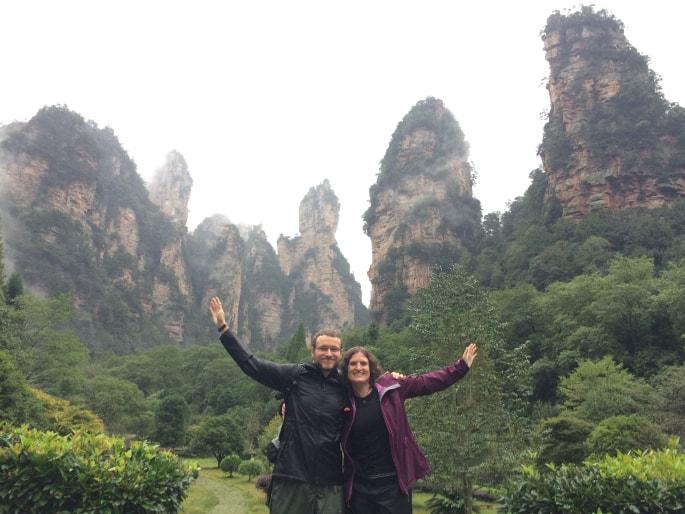 Zhangjiajie national Park (18)
