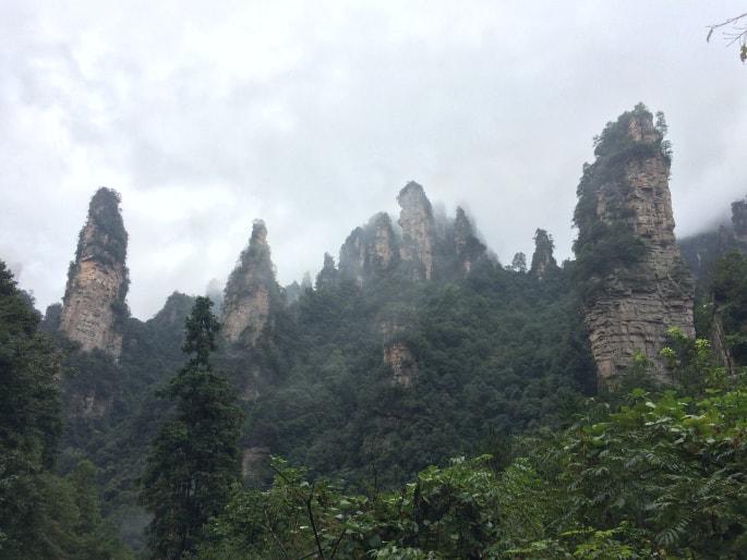 Zhangjiajie national Park (19)