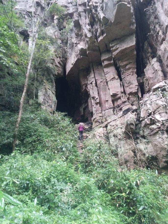Zhangjiajie national Park (2)