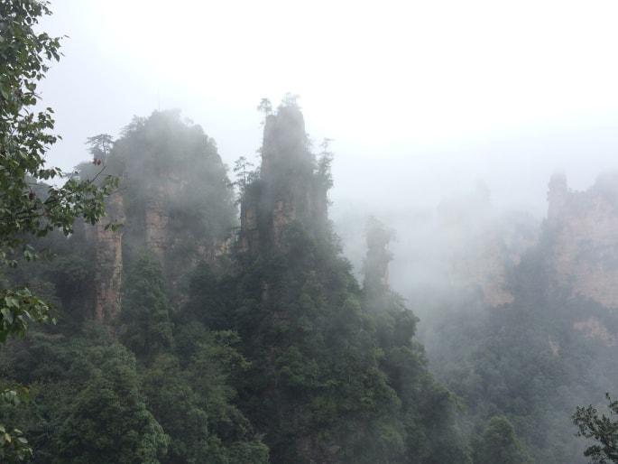 Zhangjiajie national Park (20)