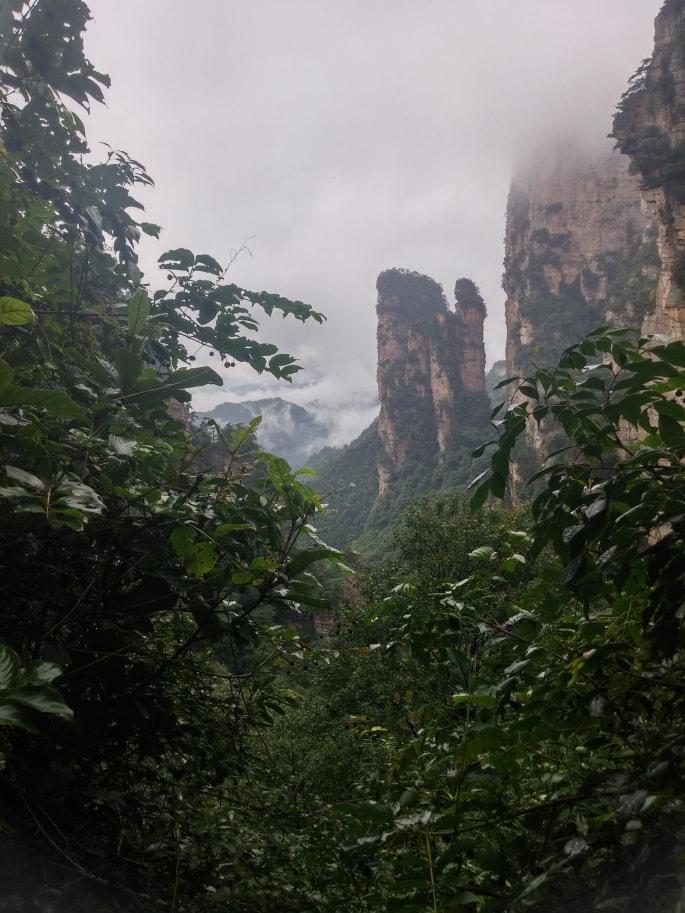 Zhangjiajie national Park (4)