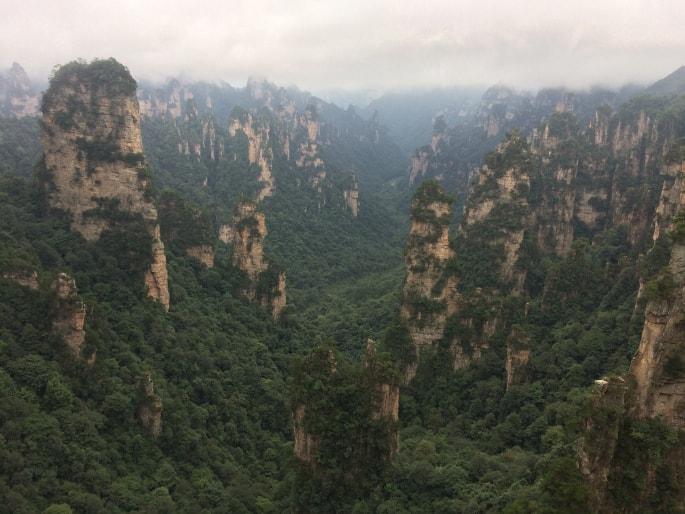 Zhangjiajie national Park (7)